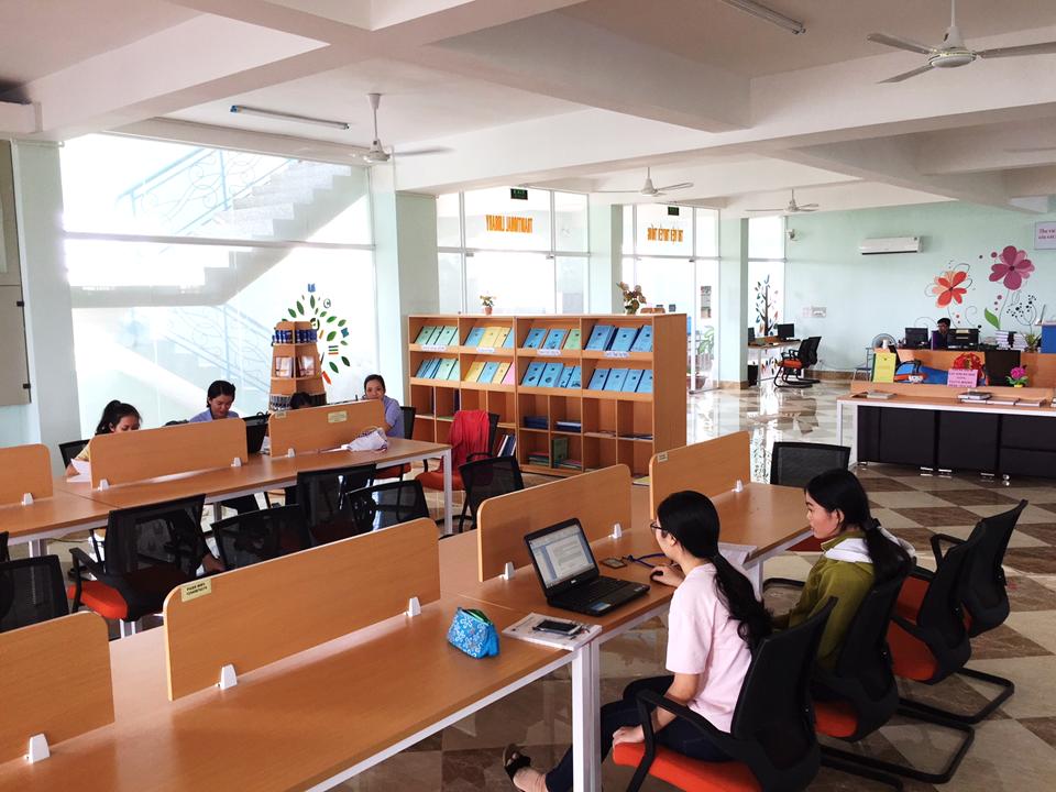 Thư viện điện tử DNC